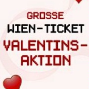 Wien Ticket Valentinsaktion