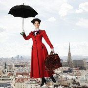 Mary Poppins verzaubert Wien