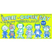 Indie Comix Day in Wien