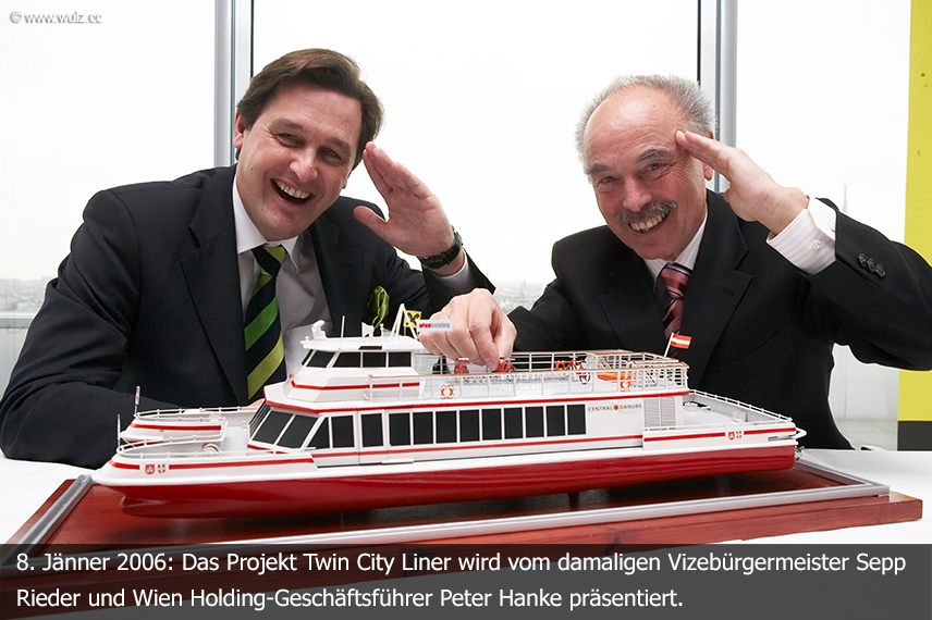 10 Jahre Twin City Liner