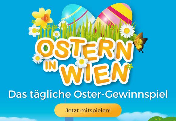 Ostern in Wien Gewinnspiel