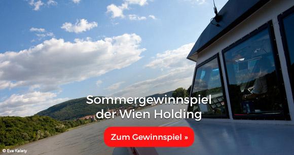 Sommergewinnspiel der Wien Holding