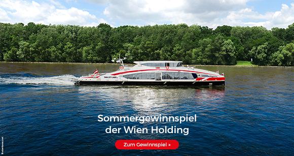 Wien Holding: Sommergewinnspiel