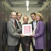 Rechenzentrum der Stadt Wien zertifiziert