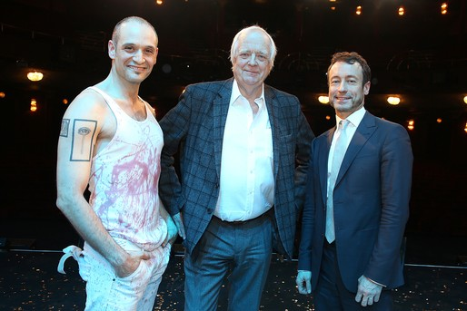Sir Tim Rice Im Raimund Theater Wien Holding