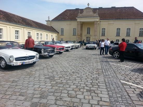 32. SL Treffen in Laxenburg - Wiesenthal
