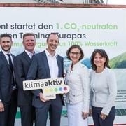 Hafen Wien-Tochter WienCont wird Vorreiter bei Nachhaltigkeit