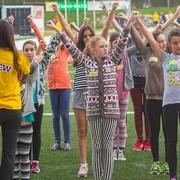 Nachwuchs für Cheerleading und Cheerdance gesucht
