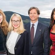 Wien trifft Tirol: Networken auf der Alm