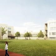 Erweiterung Schulzentrum Jochbergengasse