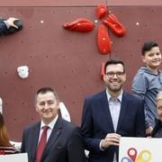 """Neues Bildungsgrätzl """"Spielmanngasse"""" offiziell eröffnet"""