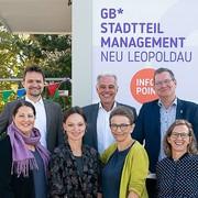Startschuss für GB*Stadtteilmanagement in Neu Leopoldau
