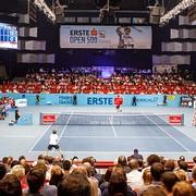 Spiel, Satz und Sieg: Tennissport in der Wiener Stadthalle