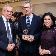 Max & Trude Berger-Preis 2018 geht an Edmund de Waal