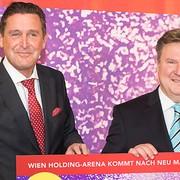 Mega-Arena kommt nach Neu Marx