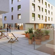 Baustellenführung in Neu Leopoldau