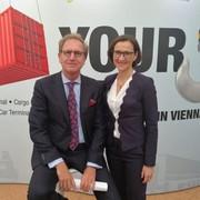 Hafen Wien beim 35. BVL Logistik Dialog