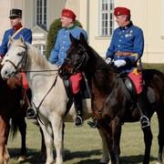 Kaiserlicher Nachmittag wie zu Habsburgs Zeiten