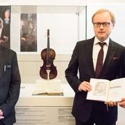 Leopold Mozarts Original-Violine