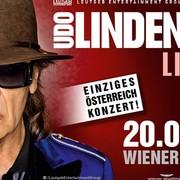 Udo Lindenberg: einziges Österreich-Konzert!