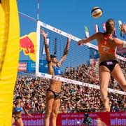 A1 Major Vienna: Das Beachvolleyball-Event in Wien