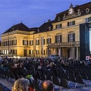 Sommerkino am Schlossplatz Laxenburg