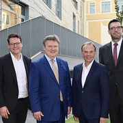 Volksschule Korbgasse: Erweiterung fertig gestellt