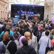 Großes Musicalfest zu VBW-Saisonauftakt im Ronacher