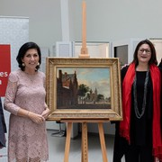 Das Jüdische Museum Wien erhält restituiertes Gemälde als Schenkung