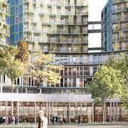 Eichenstraße 1: Architekturwettbewerb abgeschlossen