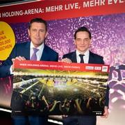 Wien Holding-Arena: Start für Architekturwettbewerb