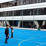 NMS Enkplatz: Eine Schule wächst