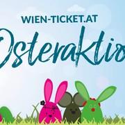 Wien-Ticket-Osteraktion von 1. bis 13. April 2020