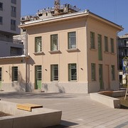 Neu Leopoldau: Ehemaliges Trafogebäude saniert