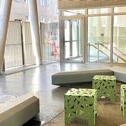 Volksschule Novaragasse/Blumauergasse fertig gestellt