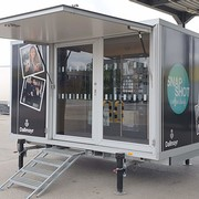 Neu am Großmarkt Wien: Snackautomaten bei Fa. Wojnar