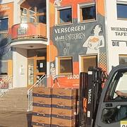 Wiener Tafel: Neue Logistikzentrale am Großmarkt Wien
