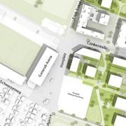 Viola Park: Wohnen, Lernen und Arbeiten neben dem Stadion der Wiener Austria