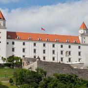 Twin City Liner: Stadtrundgang in Bratislava