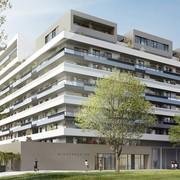 GESIBA: Neue Wohnhausanlage Wolfganggasse