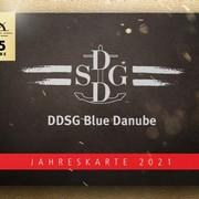 Ab 2021: Die DDSG Blue Danube Jahreskarte
