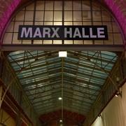 Padelzone in der Marx Halle