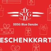 DDSG Blue Danube: Geschenkkarten für jeden Anlass