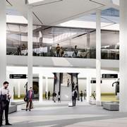 Zentraler Fernbus-Terminal: ArchitektInnen, Investoren und Betreiber stehen fest