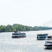 Leinen los bei der DDSG Blue Danube