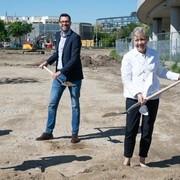 Donaustadt: Baustart für Schulneubau in der Langobardenstraße