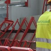 Ferry-Dusika-Stadion: 5.500 Tribünenstühle sollen neues Zuhause finden