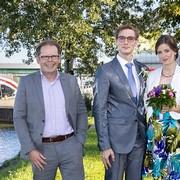 Traumhochzeit feiern an Bord des neuen Twin City Liners