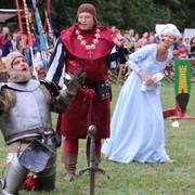 Großes Ritterfest im Schlosspark Laxenburg