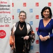 Fulminate Fundraising-Soirée in Anwesenheit von Hans Kelsens Nachfahren